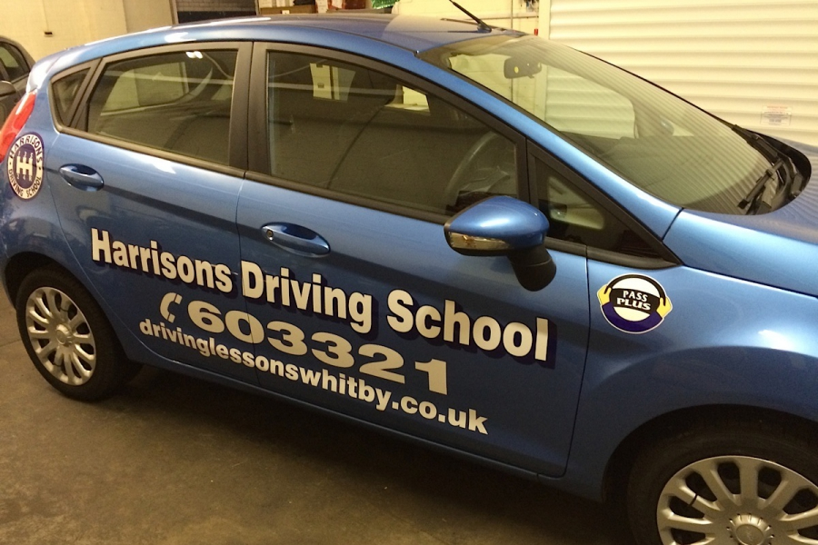 Harrisons Driving School