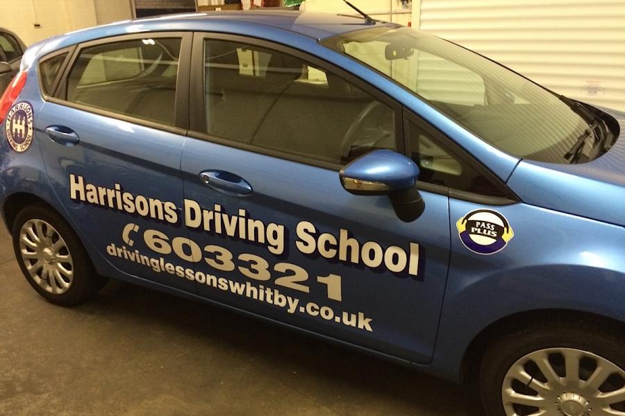 Harrisons Driving School