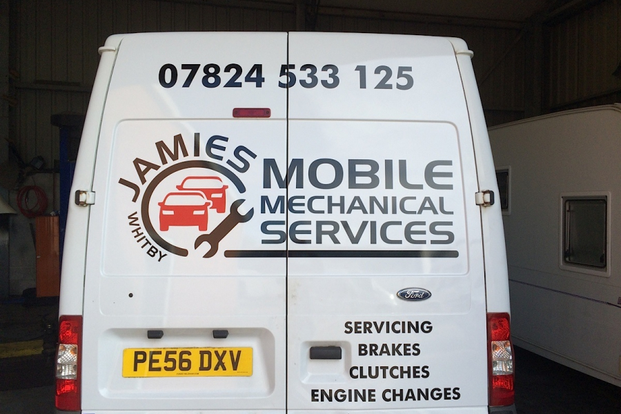 Jamies Mobile Mechanical Services