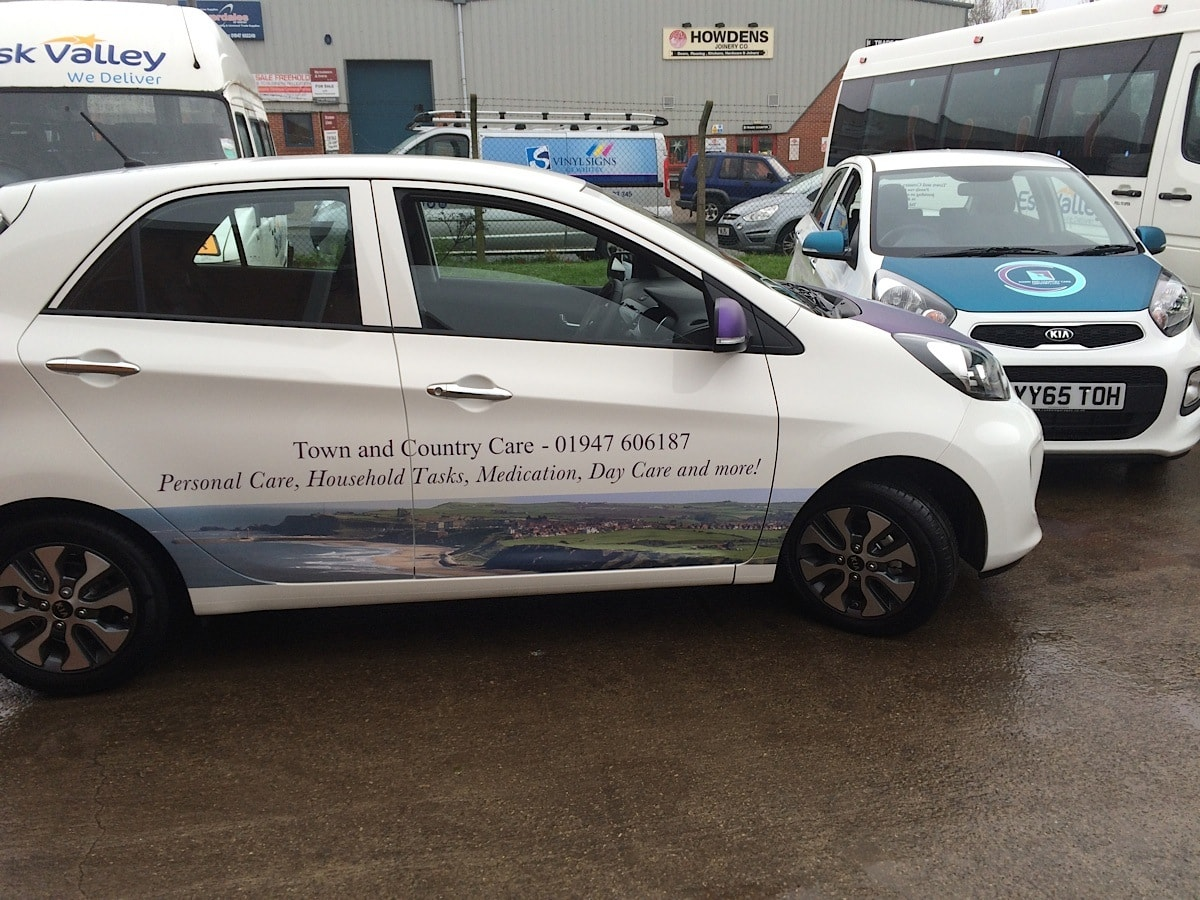 Town and Country Care Vehicles