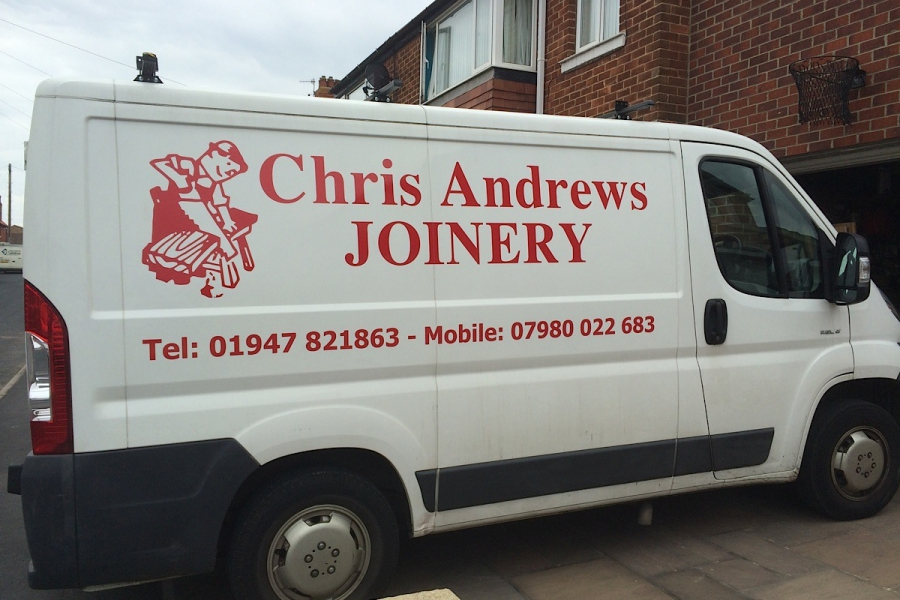 Chris Andrews Joinery