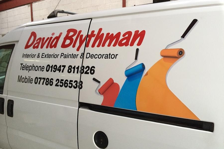 David Blythman