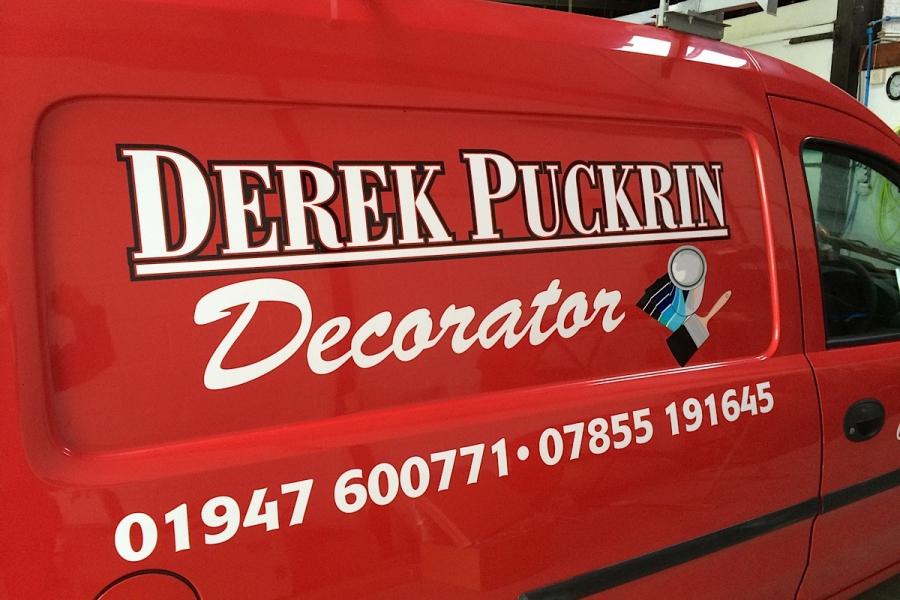 Derek Puckrin