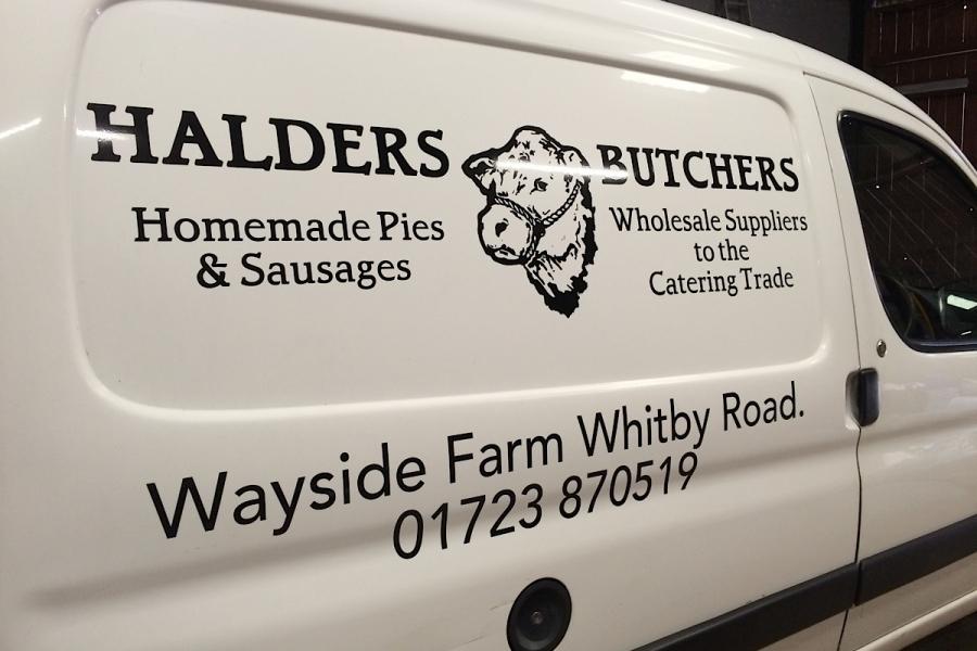 Halders Butchers