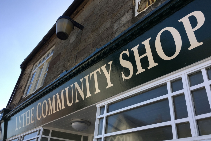 Lythe Community Shop