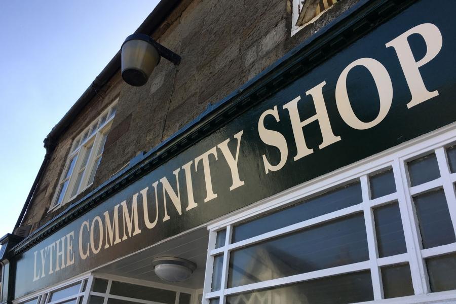 Lythe Community Shop