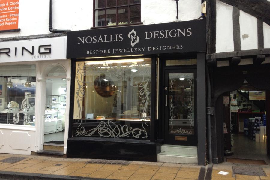Nosallis Designs York