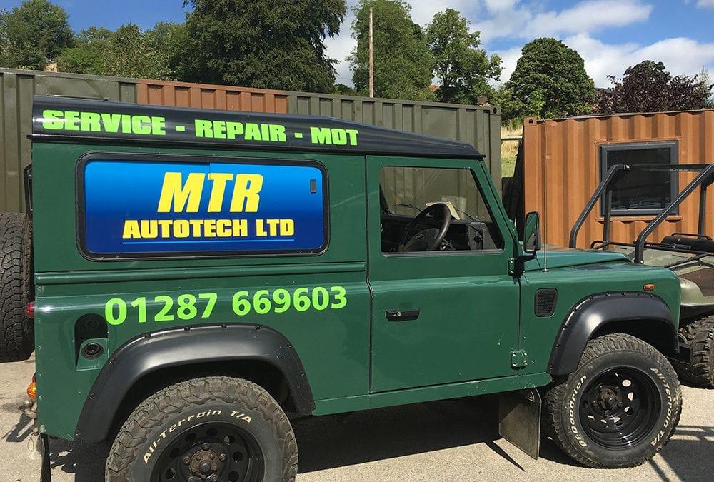 MTR Autotech Ltd