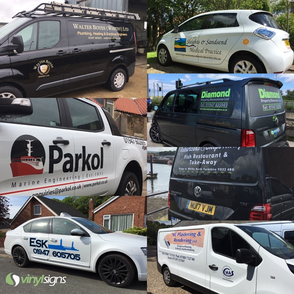 For your complete vehicle branding solution