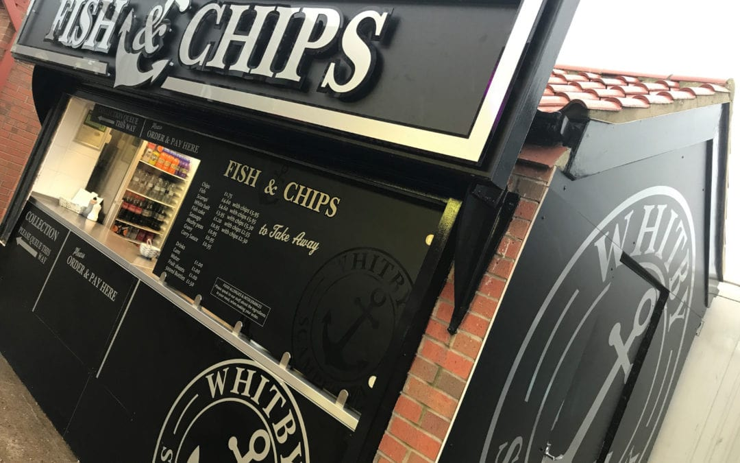 Whitby Scampi Shack