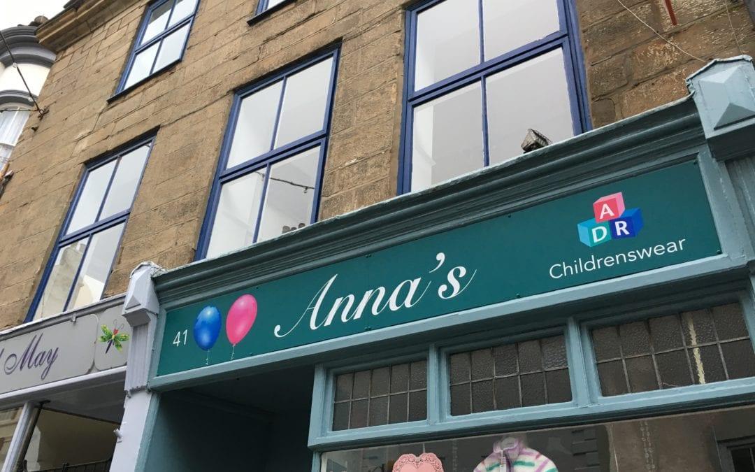 Anna's Childrenswear