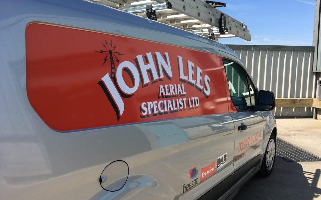John Lees Aerial Specialist