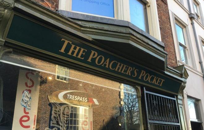 Poacher's Pocket - Vinyl Signs Whitby