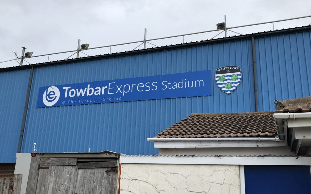Towbar Express Stadium at the Turnbull Ground